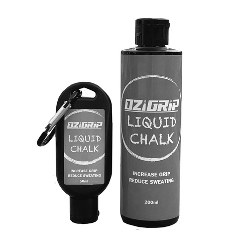 Liquid Chalk | Fast-Drying Sports Chalk for Weightlifting, Gym, Rock Climbing, Bouldering, Gymnastics, Pole Dancing, Crossfit, Bodybuilding