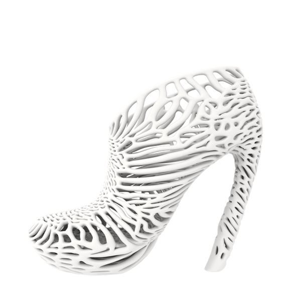 Men's Mycelium Heel 3D File