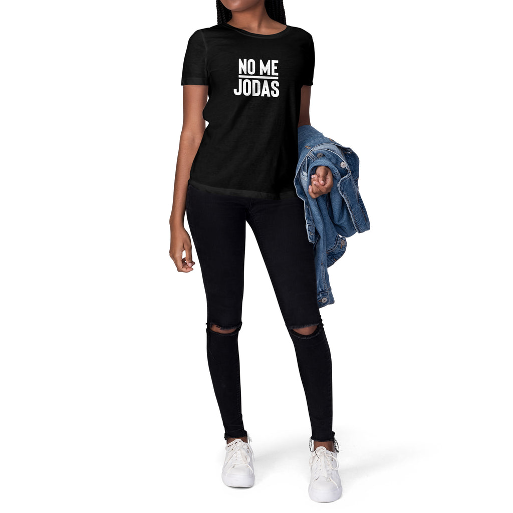 No Me Jodas Short Sleeve Tee for Women