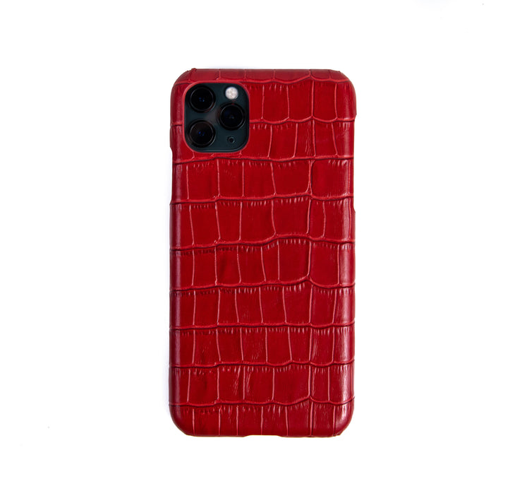iPhone 11 Case Red