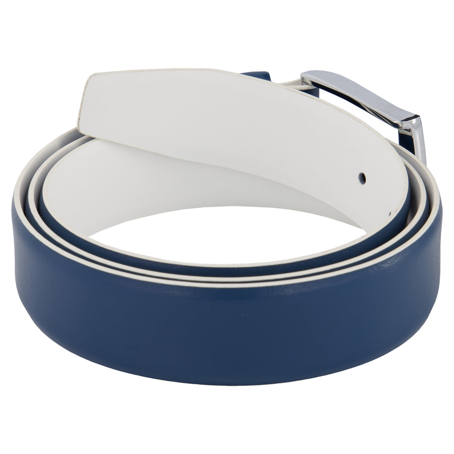 Sunny Side Belt Collection - Sapphire Blue (two-tone)