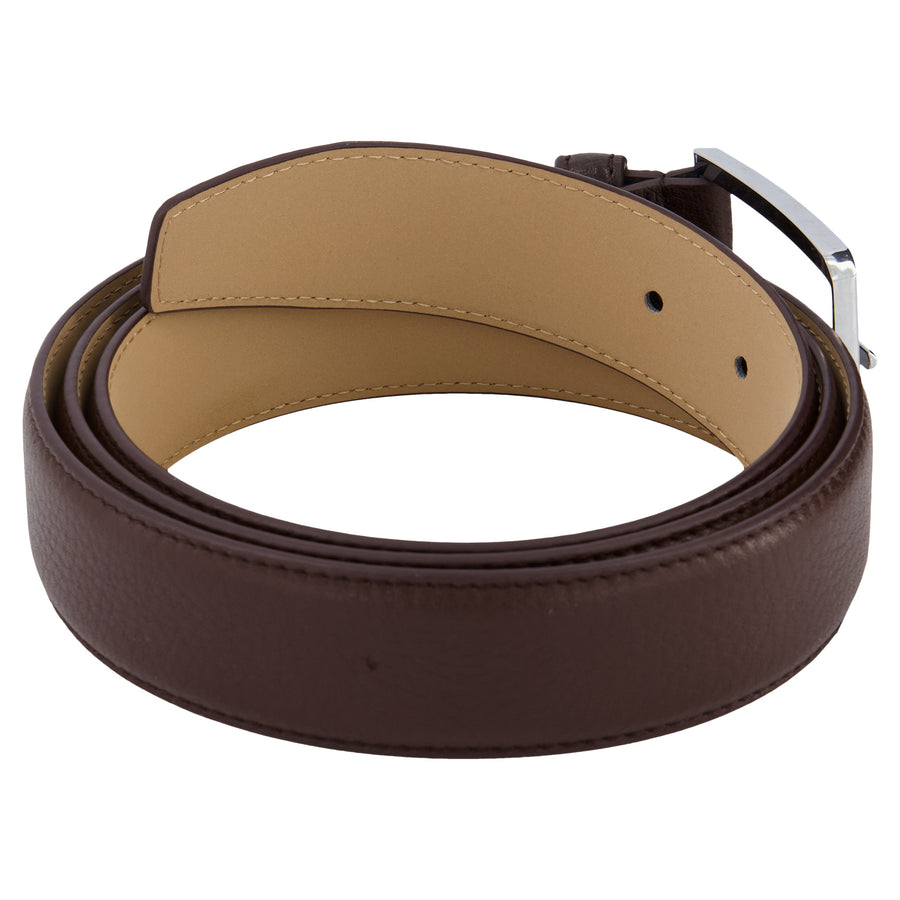 The Breeze Belt Collection - Chocolate brown