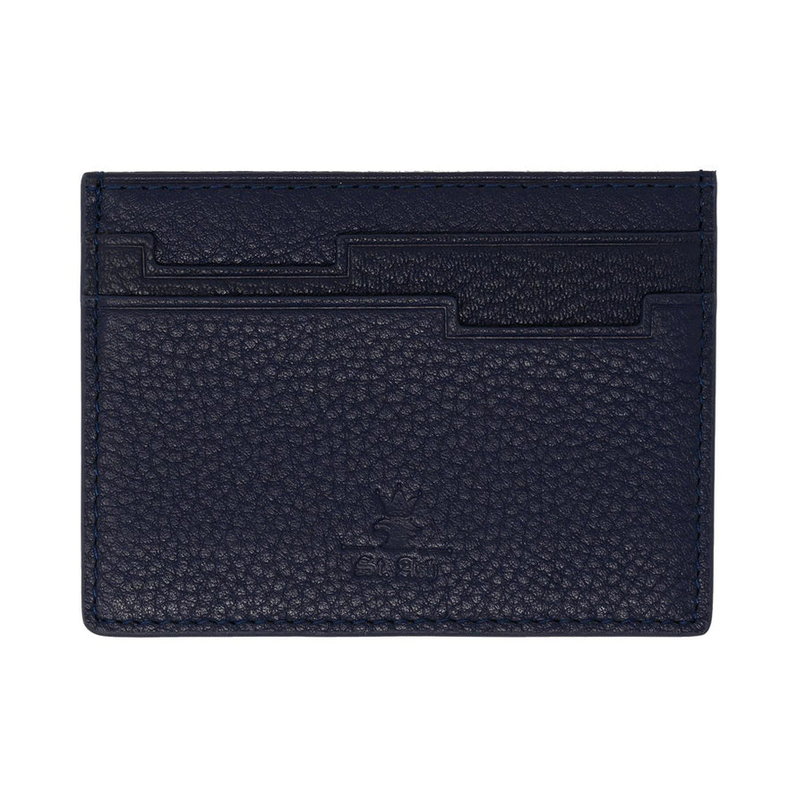 The Breeze Card Holder Collection - Midnight Blue