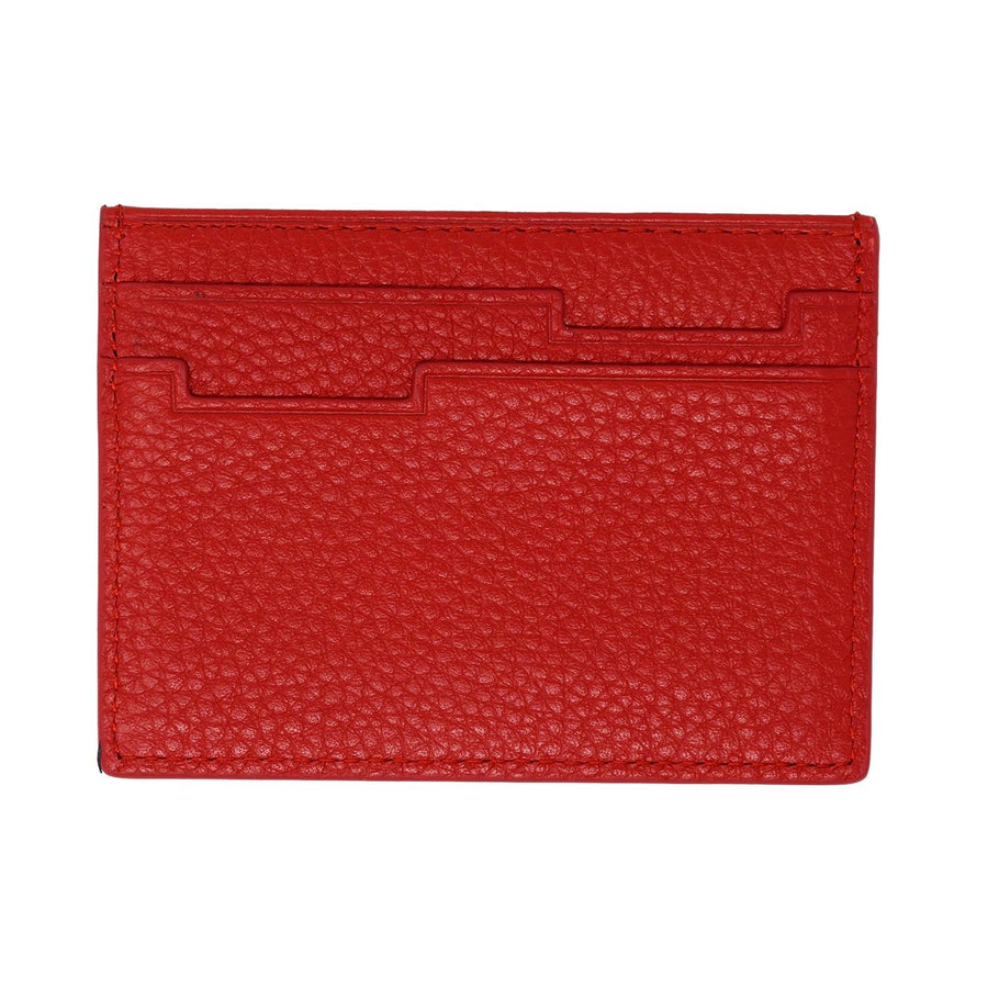 The Breeze Card Holder Collection - Ruby Red