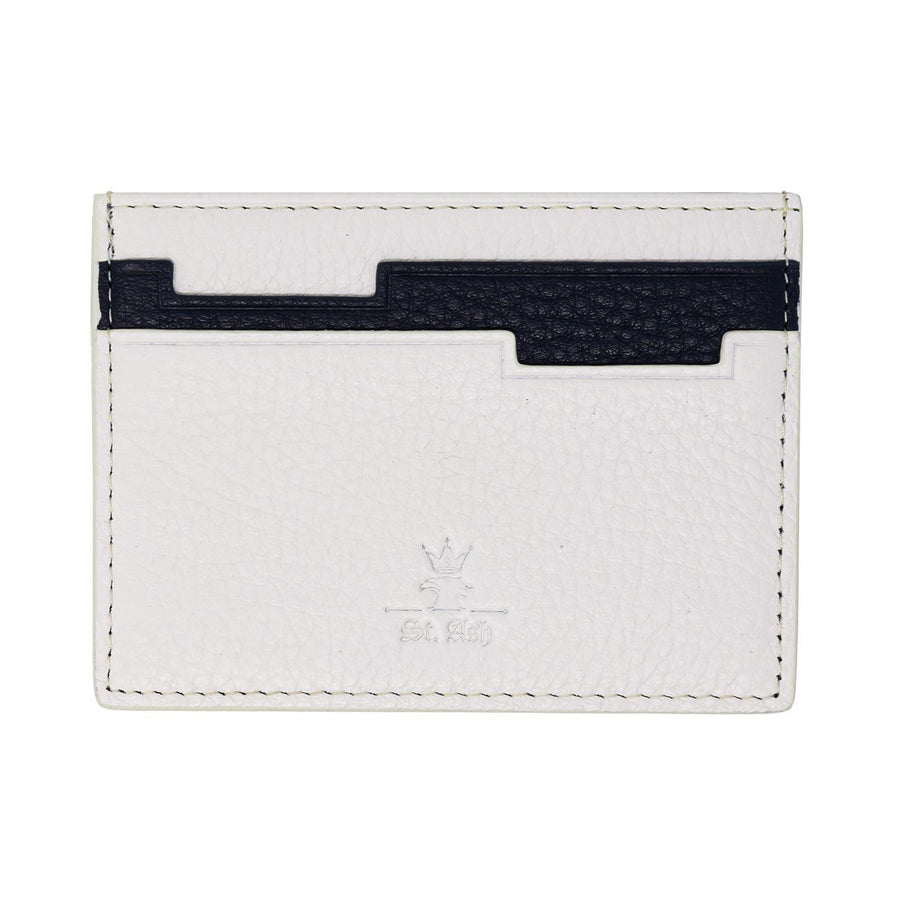 The Breeze Card Holder Collection - The White (two-tone)