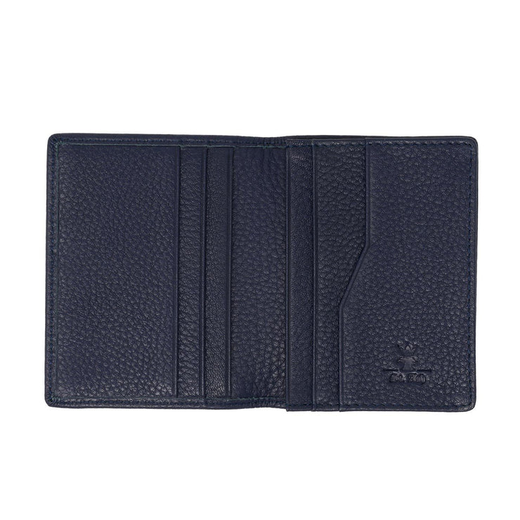 The Breeze Folding Card Holder Collection - Midnight Blue