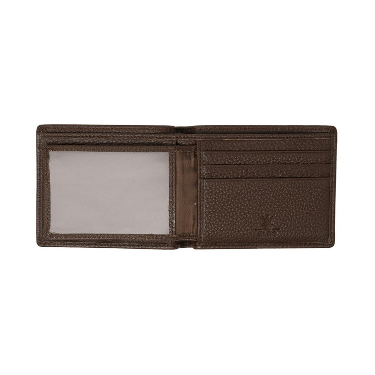 The Breeze Wallet Collection - Chocolate brown