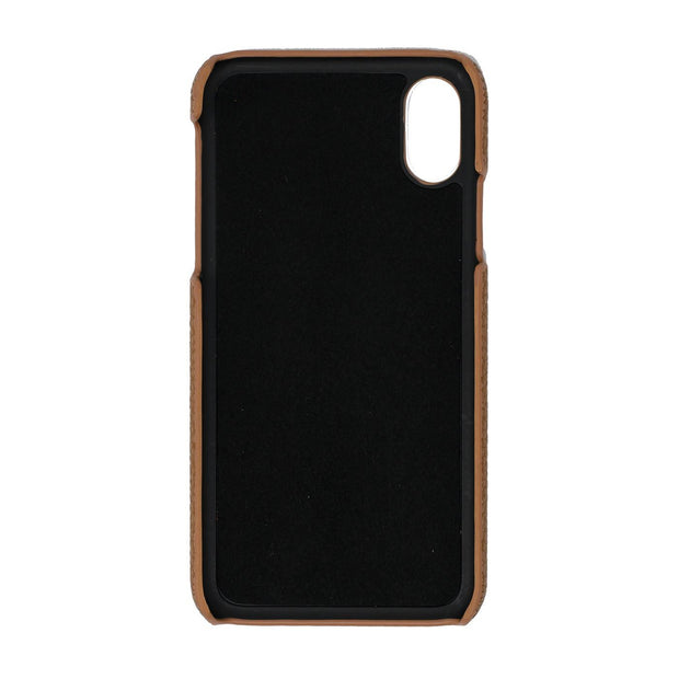 The Breeze iPhone Cover Collection - Camel brown