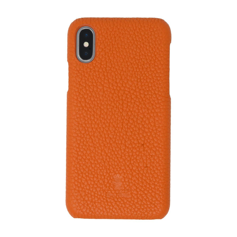 The Breeze iPhone Cover Collection - Tiger Orange