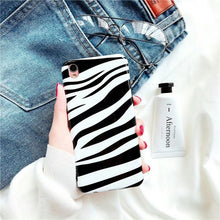 Load image into Gallery viewer, Zebra Phone Case