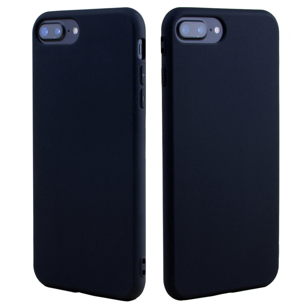 Black Soft Case for iPhone