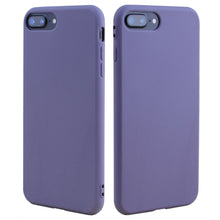 Load image into Gallery viewer, Purple Grey Soft Case for iPhone