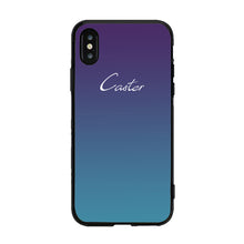 Load image into Gallery viewer, Gradient Custom Case (ACRYLIC)