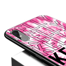 Load image into Gallery viewer, Layer x4 Custom Case  Tie-Dye-Pink (ACRYLIC)