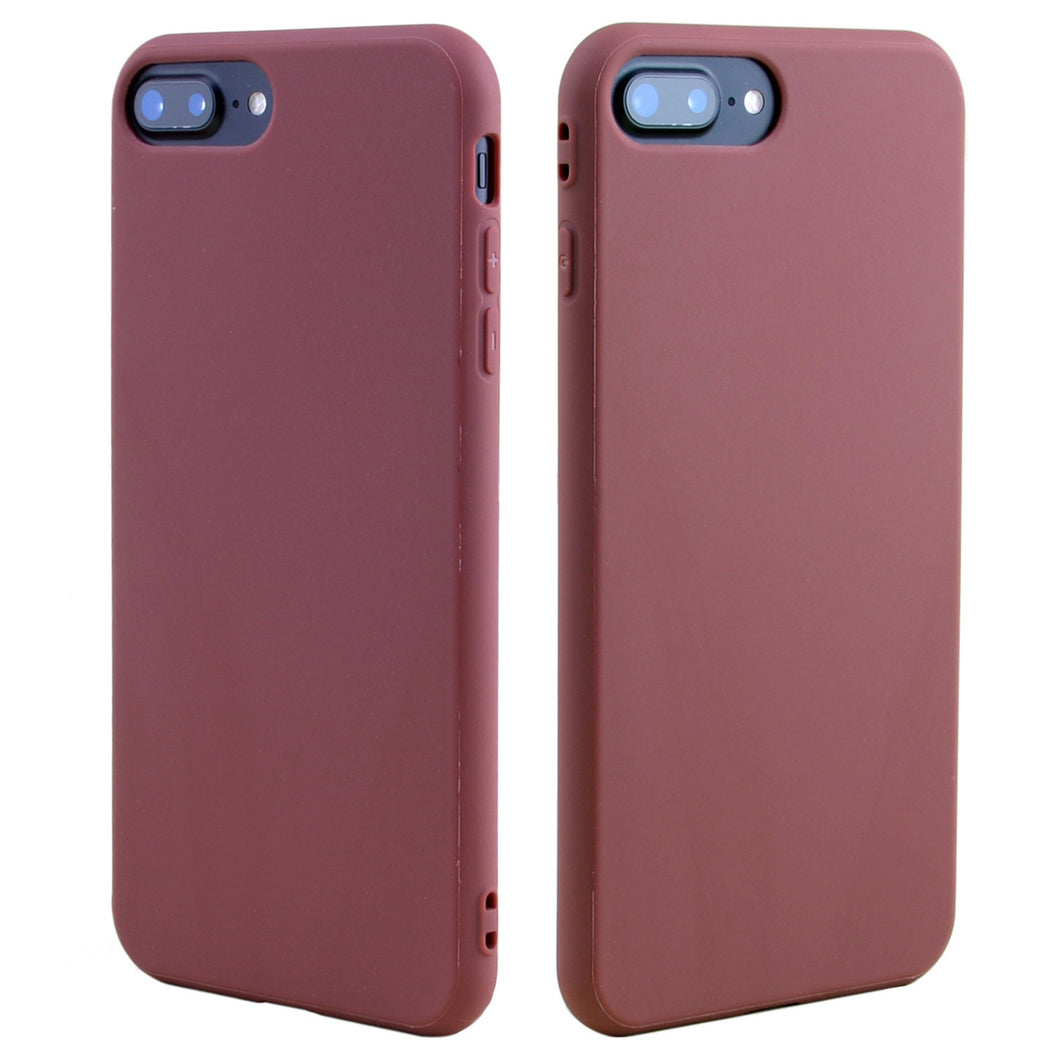 Brown Soft Case for iPhone