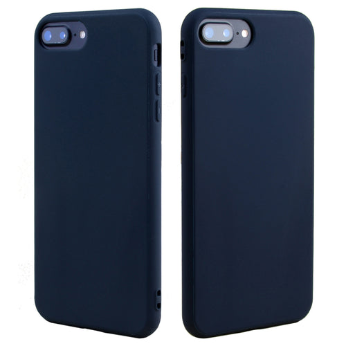 Dark Blue Soft Case for iPhone