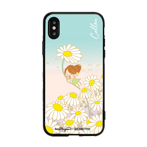 Fly in Daisy Field - Komei Playground Custom Name Phone Case