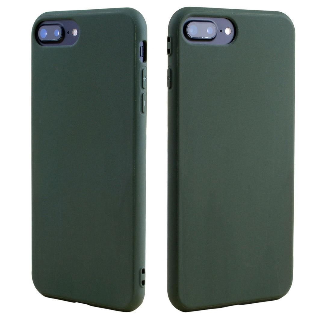 Army Green Soft Case for iPhone