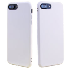 Load image into Gallery viewer, White Soft Case for iPhone
