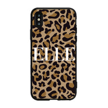 Load image into Gallery viewer, Leopard Custom Case (ACRYLIC)