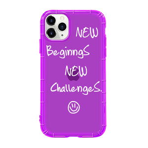 New Beginnigs New Challenges