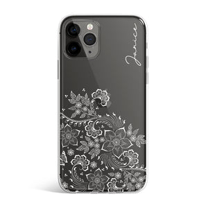 Lace Custom Case (ULTRA THIN)