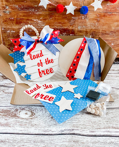 Patriotic Craft Kit