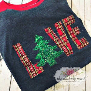 Merry Christmas: Tree Love Shirt