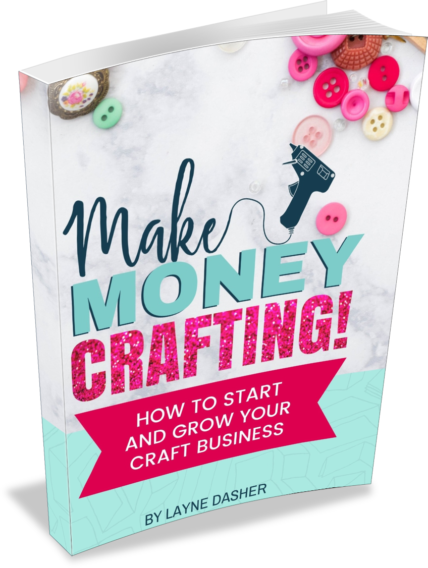 Discounted Offer: Make Money Crafting Ebook