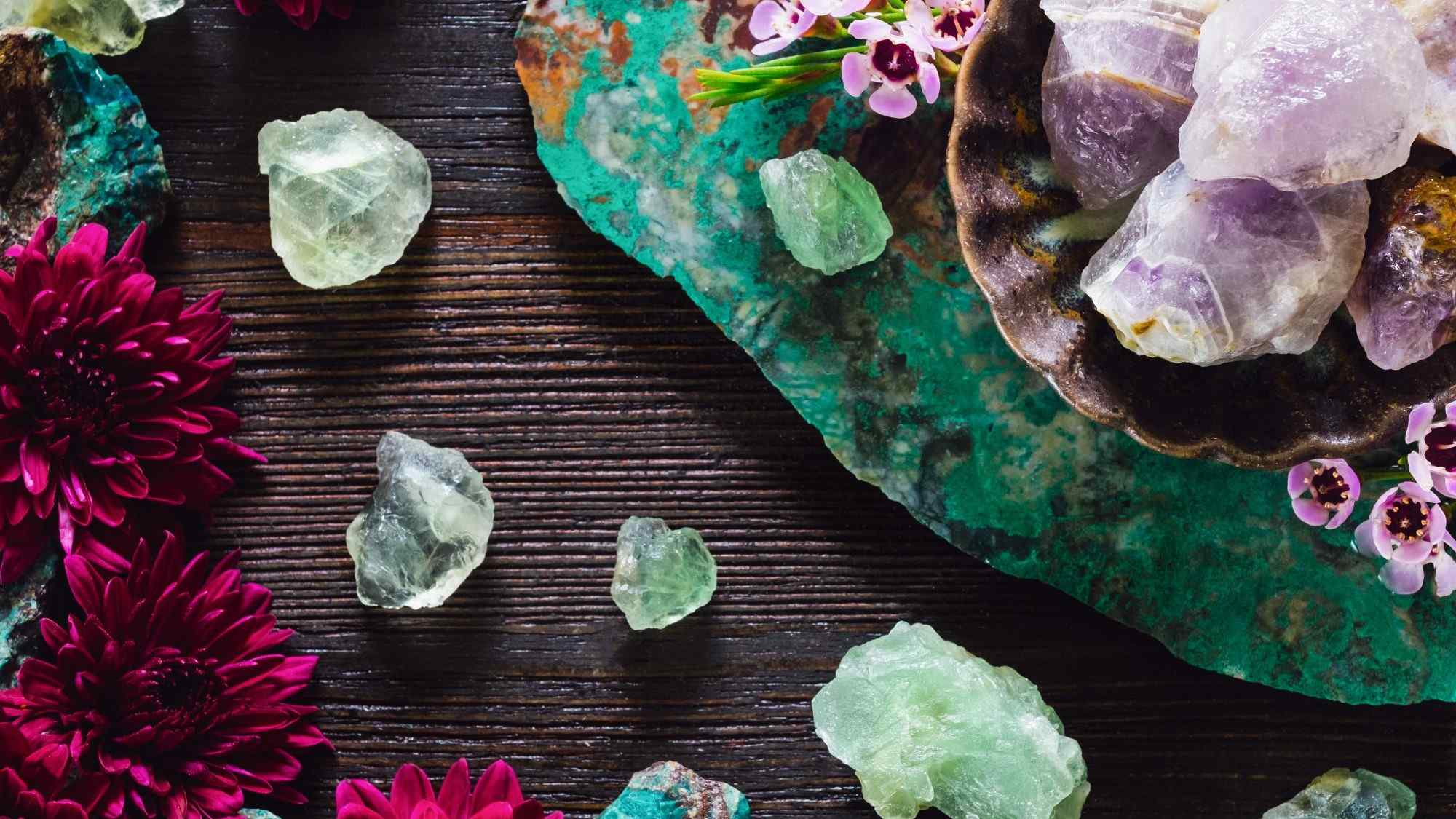 The Ultimate Crystal Healing Guide (Part 1)