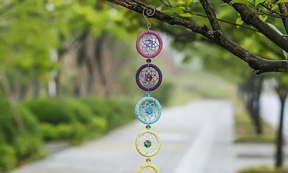 Dream catchers & Wind chimes