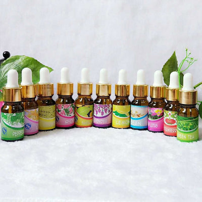 Df 45 Essential Oils for aroma diffuser - 12 Kinds of Fragrance