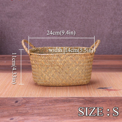 Fruit & Vegetable Rattan Basket