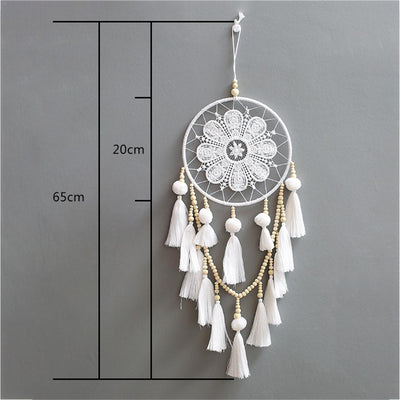 Df 106 Handmade Dream Catcher Wind Chimes