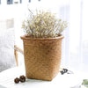 Df 124 Seaweed Basket Rattan Flower Pot Planter Woven