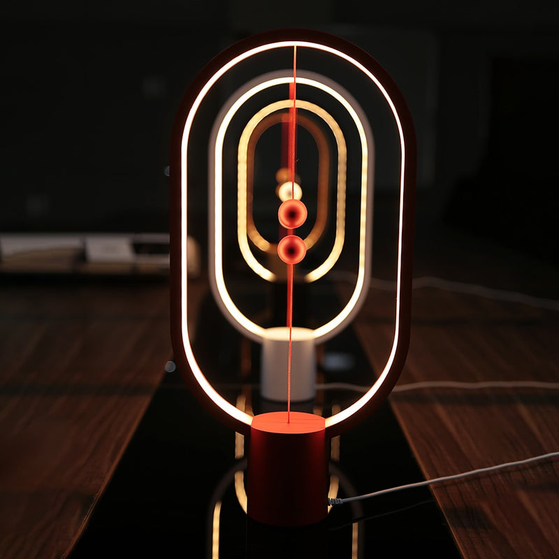 Levitation Balance LED Lamp