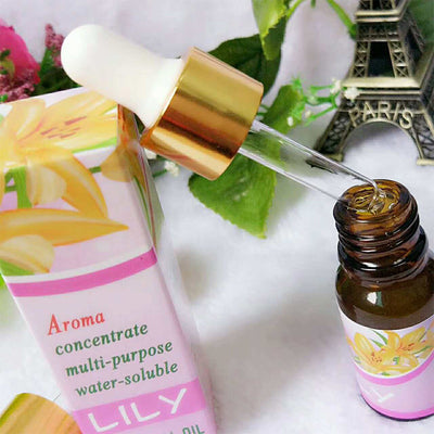 Essential Oils for aroma diffuser - 12 Kinds of Fragrance