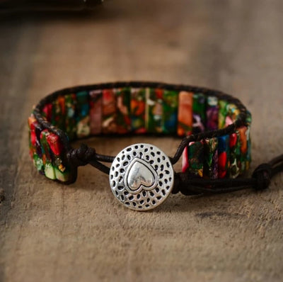 Color Burst Passion Bracelet