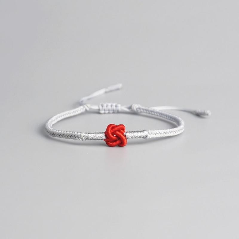 Enless Knot Pure Lucky Bracelet