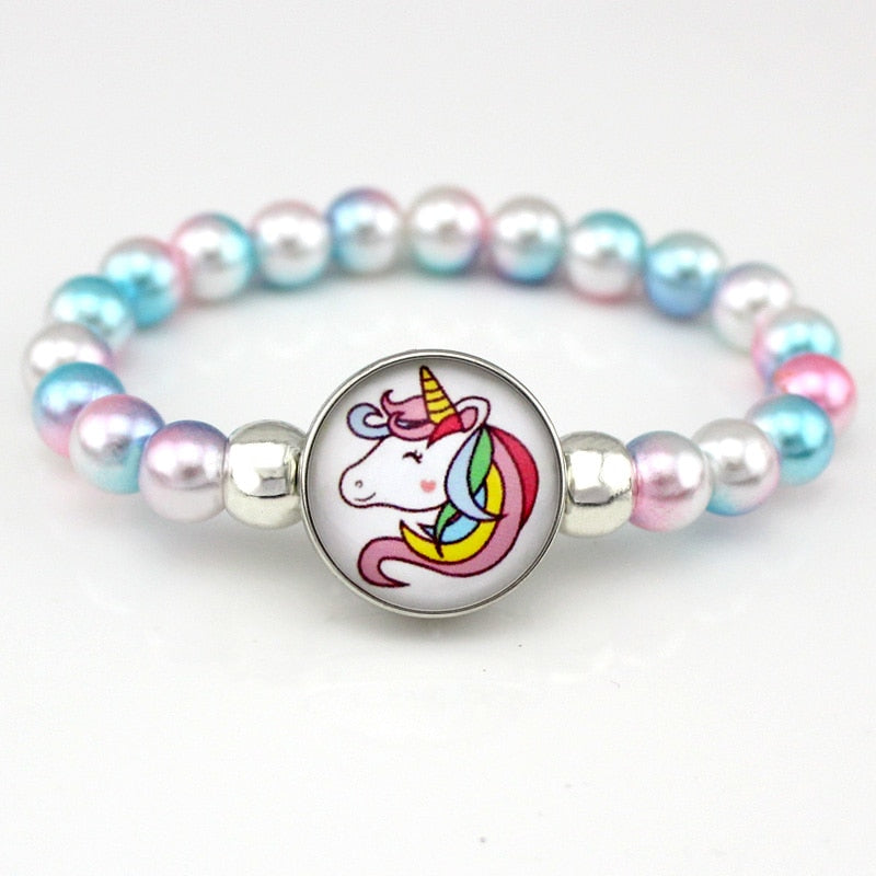 Df 150 Unicorn Beads Bracelet