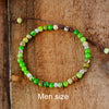 Bohemian Positivity Beads Bracelet [4 colors]