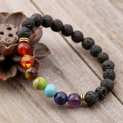 Lava Stone Weight Loss Bracelet - 8 Great Benefits