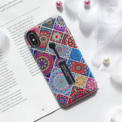 Harmony Mandala Case for iPhones [6 variants]