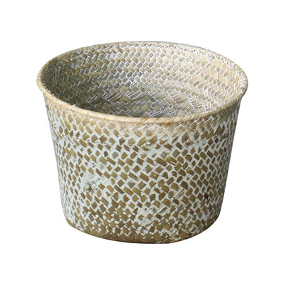 Handcrafted Wicker Basket