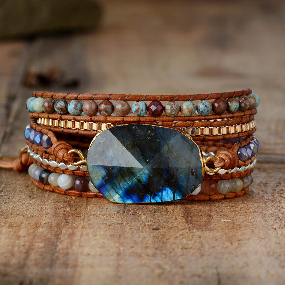 Magic Labradorite Bracelet