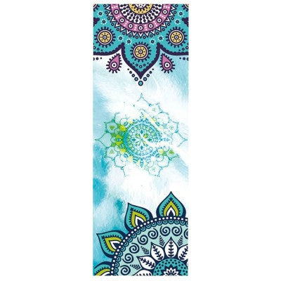 Collapsible Yoga Mat Towel