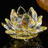 Fengshui Crystal Lotus Flower