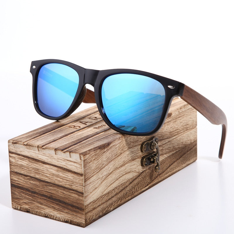 Wayfare Natural Black Walnut Sunglasses