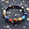 Universe Planets Beads Bracelet - Energy Of Solar System
