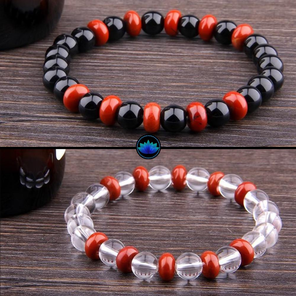Agate Stone Bracelet - Mental Strength